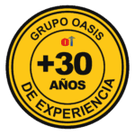 grupo oasis 30 años de experiencia sello dust collector