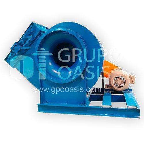 Colector de Polvo tipo Ventiladores industriales