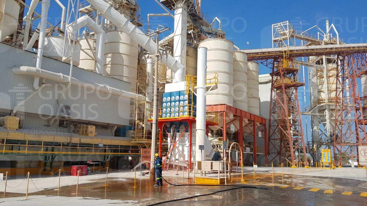 colectores de polvos industriales humo y neblinas filtros refacciones Sistemas de ventilación industrial Ventilador centrífugo