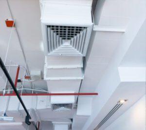 sistemas de ventilación industrial, colector de polvos, polvo humo y neblinas, ventilación empresas