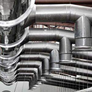 sistema de ventilación, grupo oasis méxico, colectores de polvo