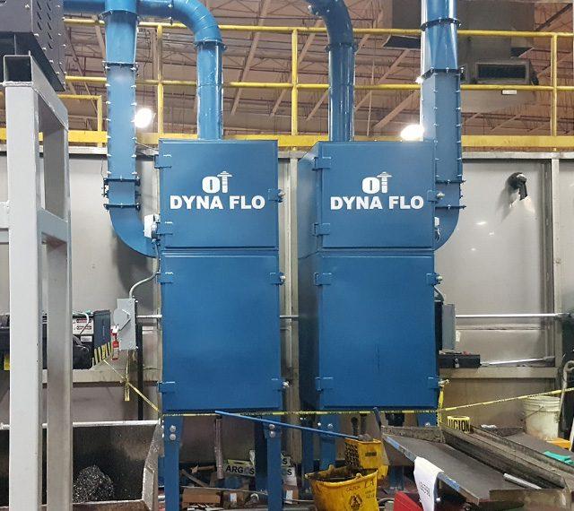 colector tipo bin vent, tipos de colectores industriales, grupo oasis, oasis méxico, dyna flo, sistemas de ventilación industrial