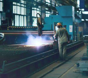 contaminación del ambiente de trabajo, fabricas industriales, sistemas de ventilación industrial, polvos humos y neblinas