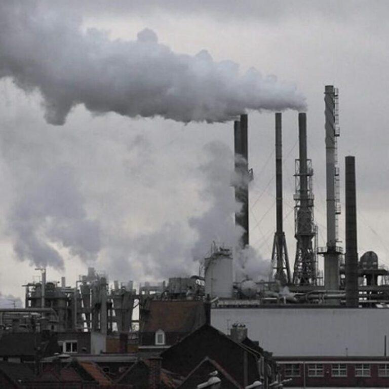 Partículas suspendidas en el aire, ventilación industrial, colectores polvo méxico