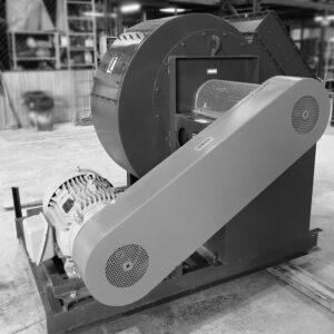 ventilador, ahorro de energía, ventilación industrial