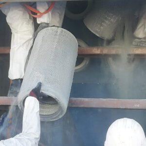 Filtros Colector de Polvos duración, filtros industriales, colector de polvos
