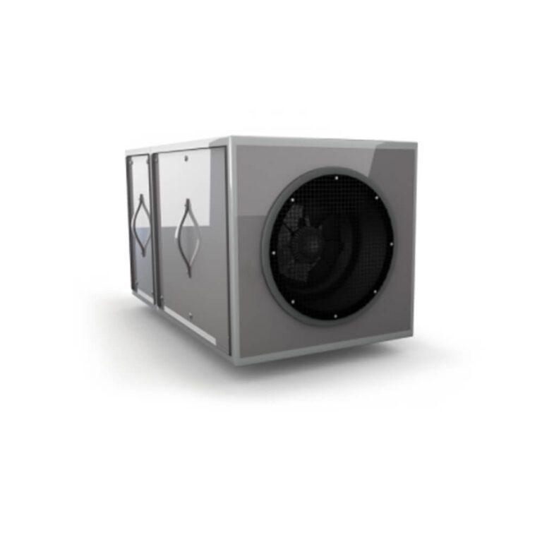 filtro electroestático aplicaciones